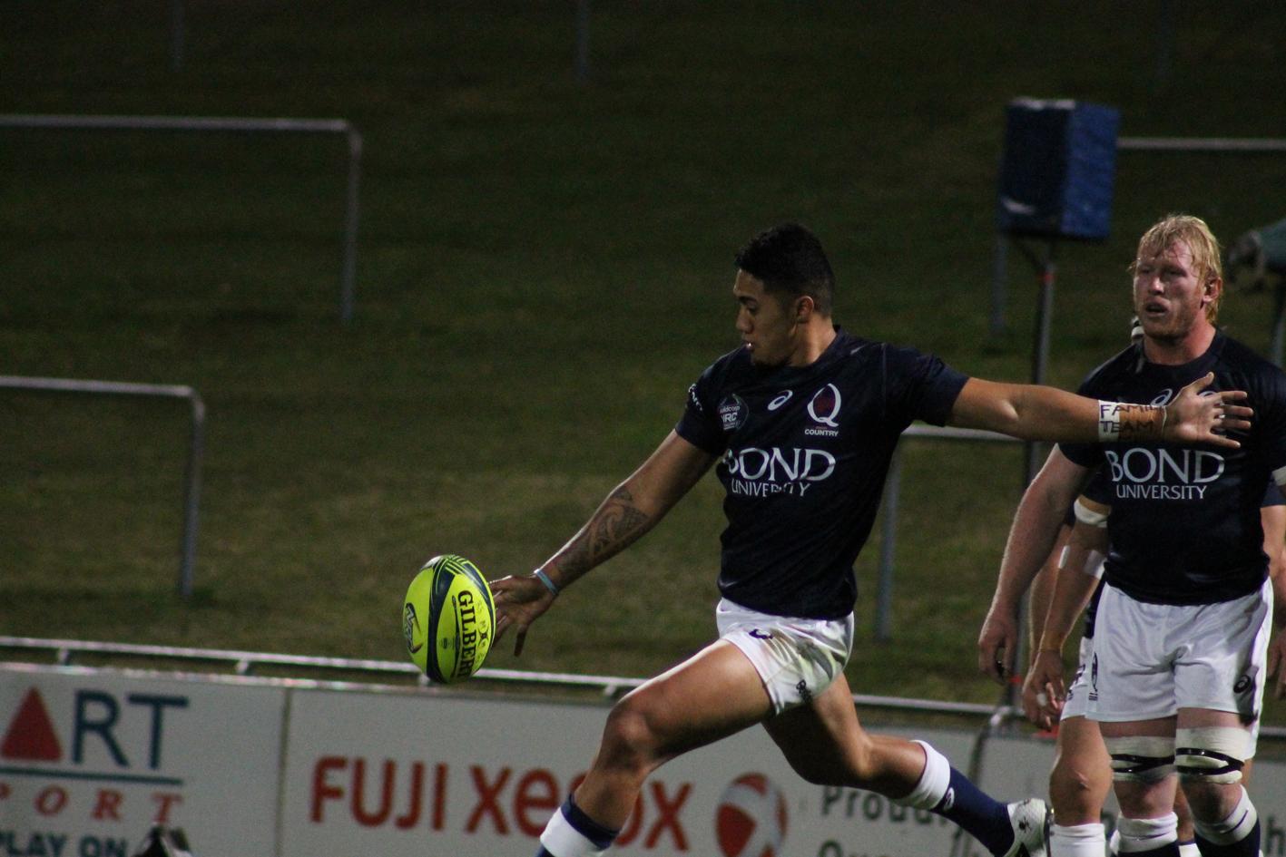 Sydney Rams v Queensland Country NRC