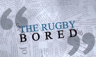 the rugby bored