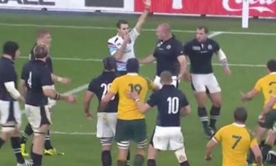 joubert gives penalty wallabies vs scotland