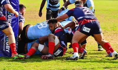 Melbourne Rising Vs Fiji Drua